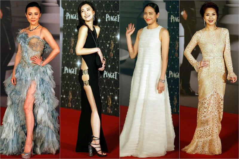 Những ngôi sao Hoa ngữ ở Giải thưởng điện ảnh Hong Kong
