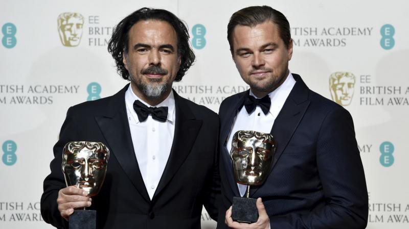 Người chiến thắng BAFTA