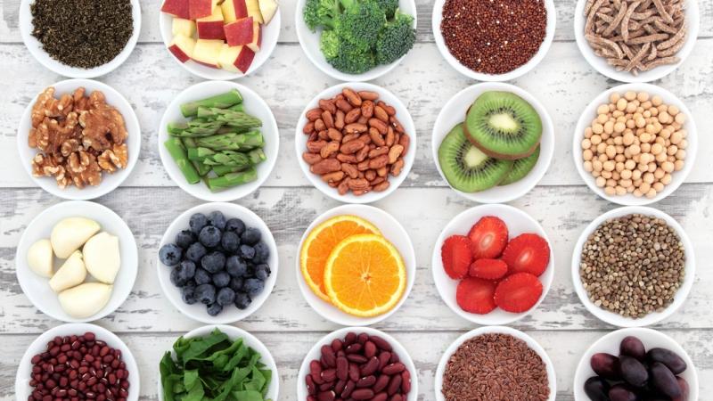 Chế độ ăn lành mạnh và khoa học