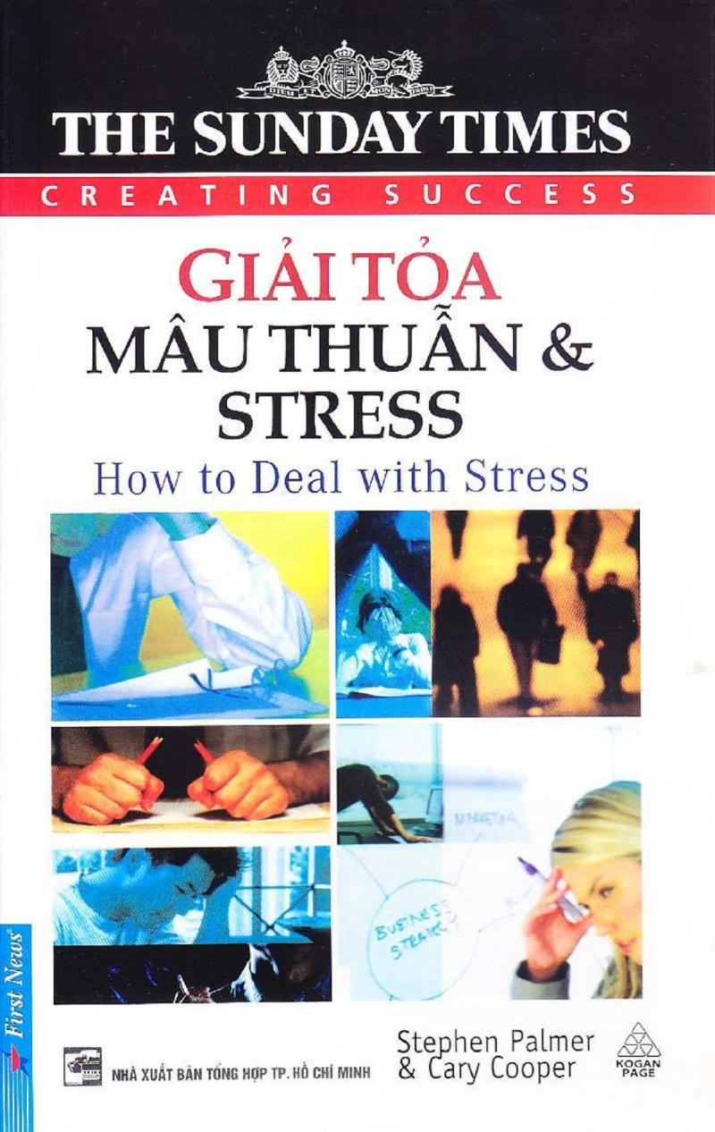 Giải tỏa mâu thuẫn và stress - Stephen Palmer & Cary