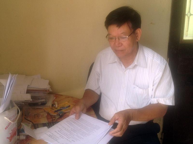 Ông Lương Ngọc Phi chịu án oan 3 năm ngồi tù