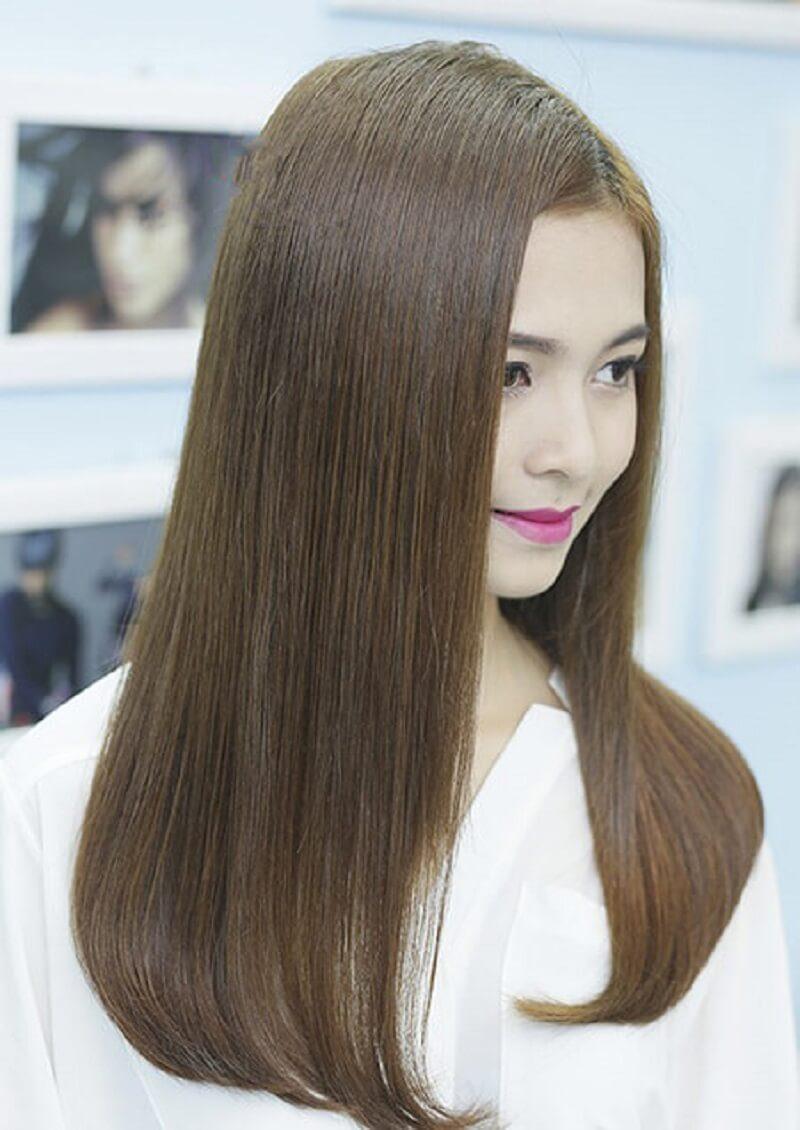 Giấm lên men tự nhiên cho tóc khoẻ