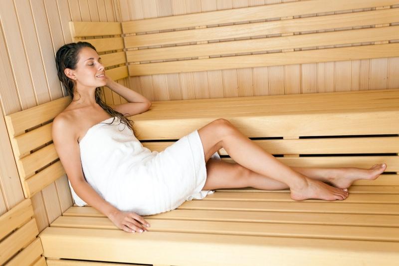 Thư giãn và giảm cân sự kết hợp hoàn hảo có trong phương pháp xông hơi.