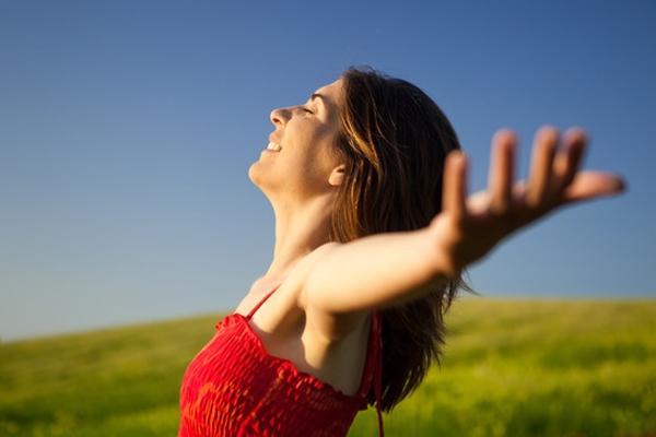 Thiền sẽ giúp bạn tràn đầy năng lượng, không lo về stress