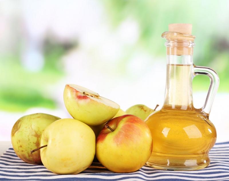 Giấm táo là loại kháng sinh thiên nhiên rất mạnh và dễ kiếm