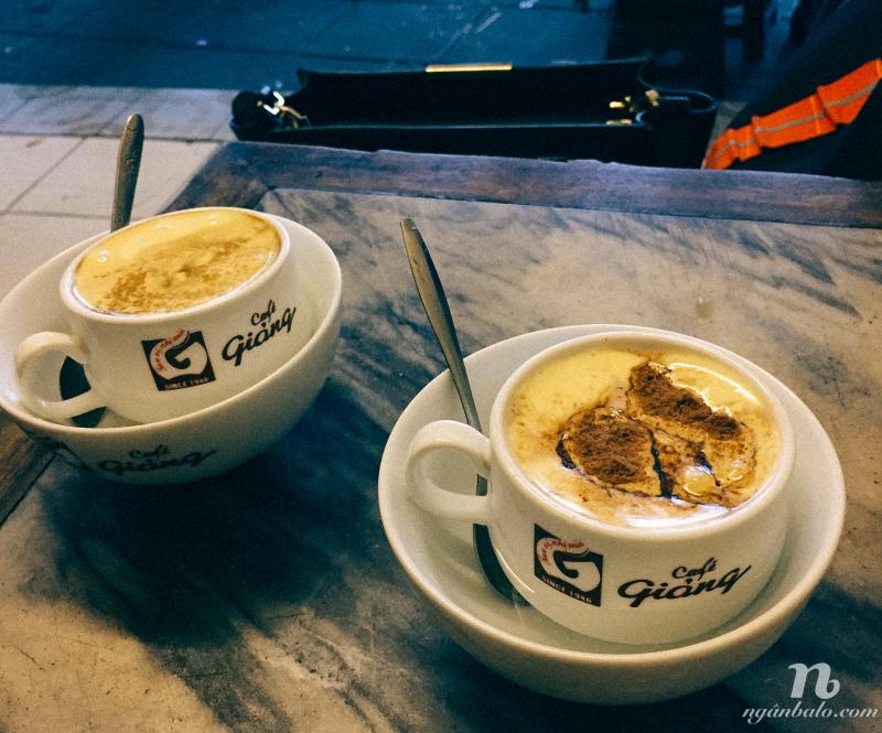 Ở Hà Nội, thích cà phê mà không đến Giảng Café thì quả hật là thiếu sót