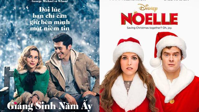 Top 5 phim chiếu rạp đáng xem nhất dịp Giáng Sinh 2019