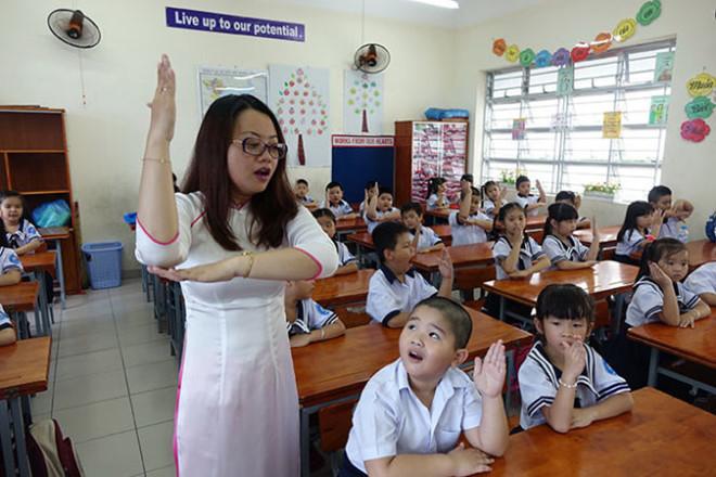 Giao nhiệm vụ cho học sinh