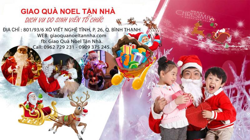 Giao Quà Noel Tận Nhà - Tp.Hồ Chí Minh
