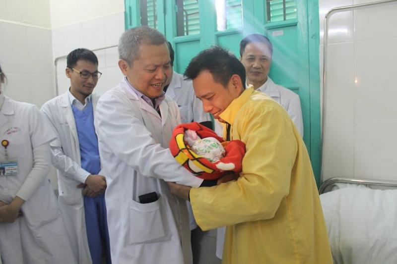 Giáo sư Lê Ngọc Thành - vị thầy thuốc mà nhiều bệnh nhân kính trọng và yêu mến.