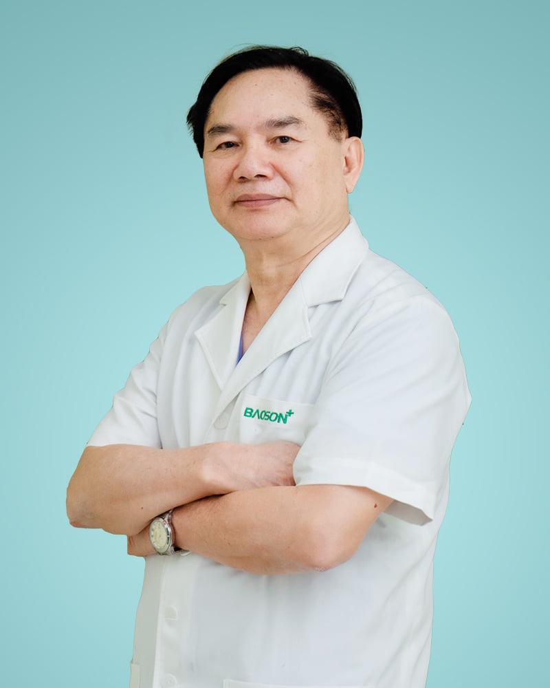 Giáo sư, Tiến sĩ, Bác sĩ Hà Văn Quyết