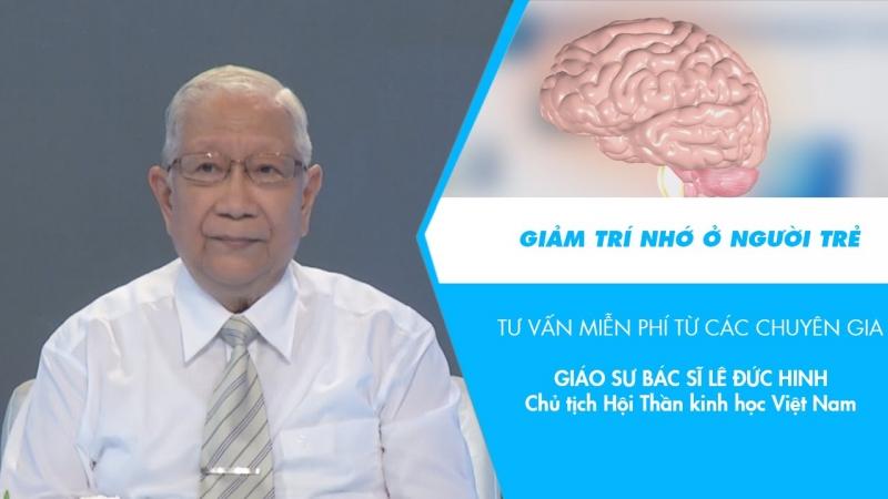 Giáo sư, Tiến sĩ Lê Đức Hinh làm cố vấn cho một chương trình truyền hình