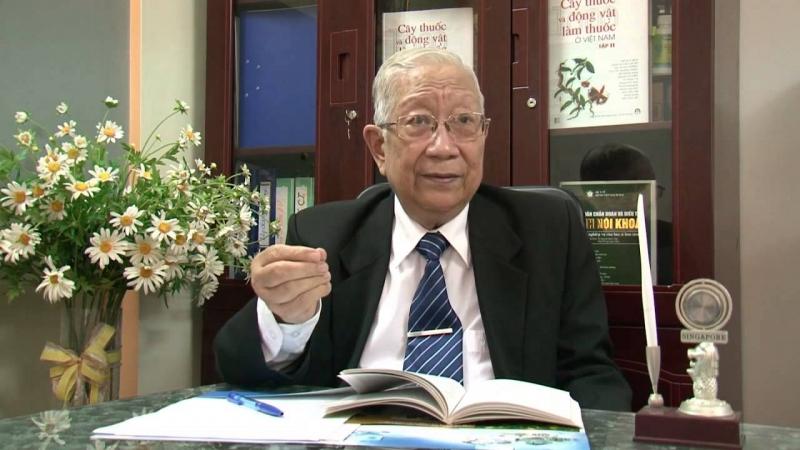 Giáo sư, Tiến sĩ Lê Đức Hinh chia sẻ về chuyện nghề