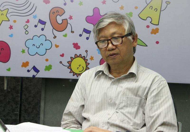Bác sĩ Nguyễn Gia Khánh