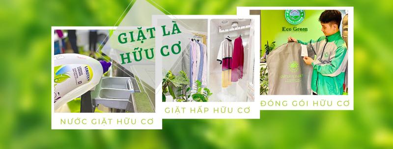 Giặt là Eco Green
