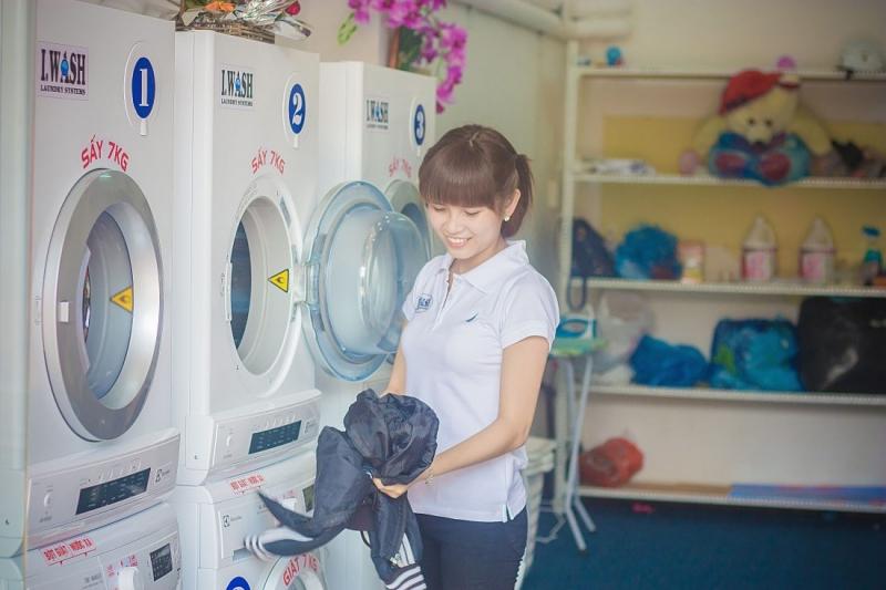 Giặt ủi cao cấp Tân Thành