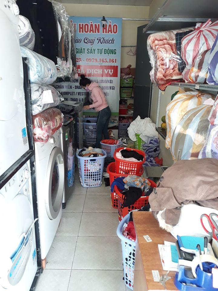 Giặt ủi ĐÀ NẴNG - GIẶT ỦI HOÀN HẢO