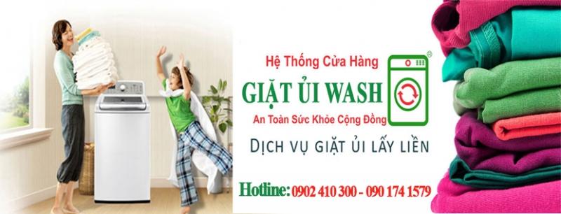 Hệ thống giặt ủi có mặt tại khắp các quận trong TP.HCM