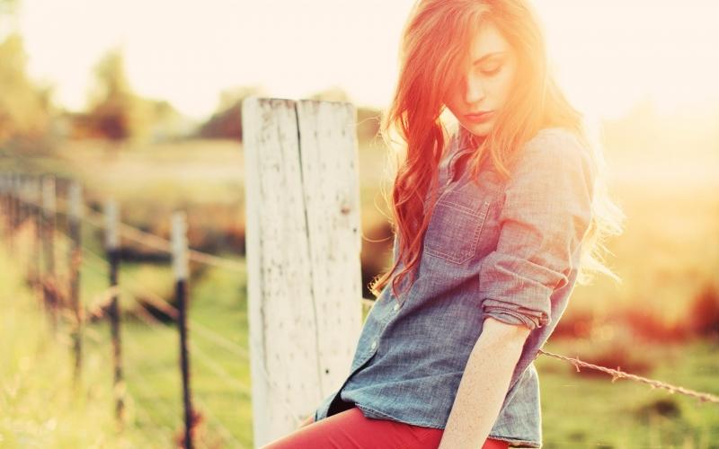 Một cô gái giàu tình yêu thương sẽ gây ấn tượng với chàng trai.