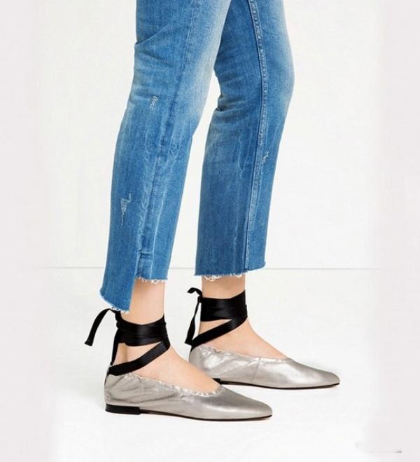 Giày bệt ba lê