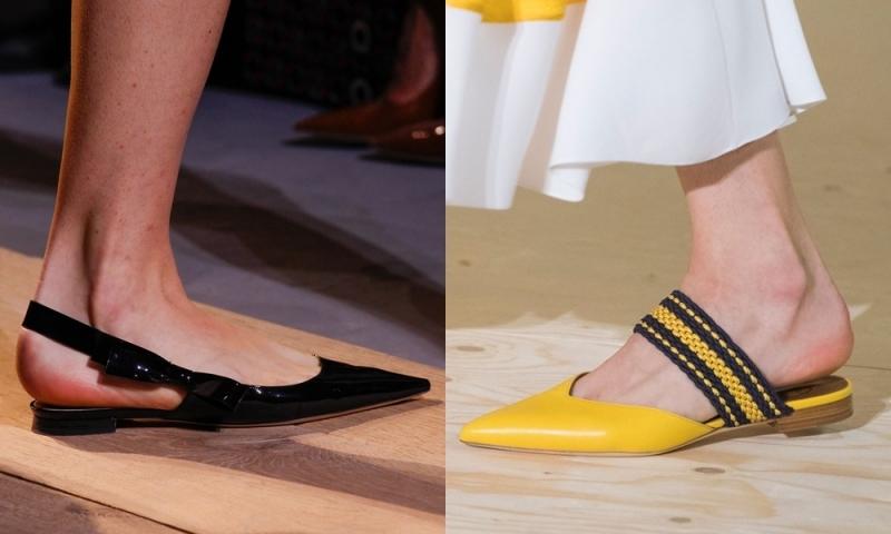 Giày bệt babouche chiếm trọn trái tim của những cô gái yêu phong cách Vintage