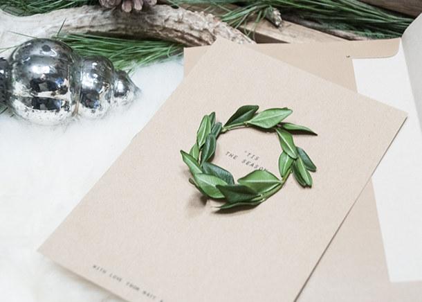 Top 10 Cách làm thiệp Giáng sinh (Noel) độc đáo mà đơn giản