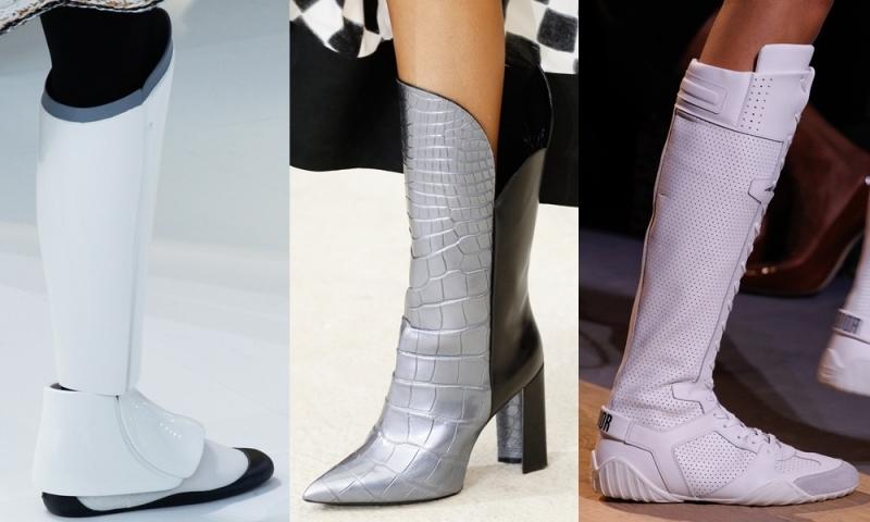 Để tôn lên vẻ đẹp của giày, bạn nên mặc đồ trơn, không họa tiết, form dáng tối giản hoặc đi theo phong cách Avant Garde