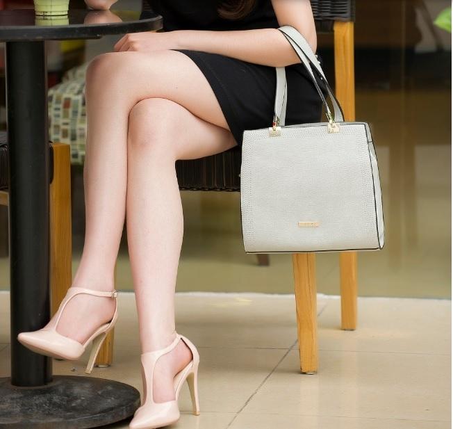 Giày cao gót sang trọng