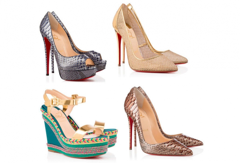 Mẫu giày đắt đỏ nhất của Christian Louboutin nằm trong bộ sưu tập năm 2013