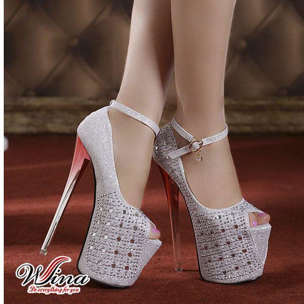 Giày cưới đẹp tại Wina Shop