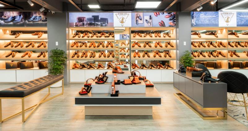 Cửa hàng giày da nam cao cấp VSMAN
