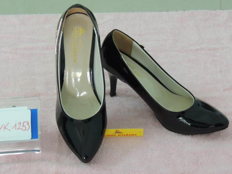 Giày da Vĩnh Khánh