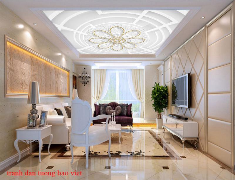 Bảo Việt là cái tên nổi tiếng trên thị trường cung cấp giấy dán tường ở Hồ Chí Minh