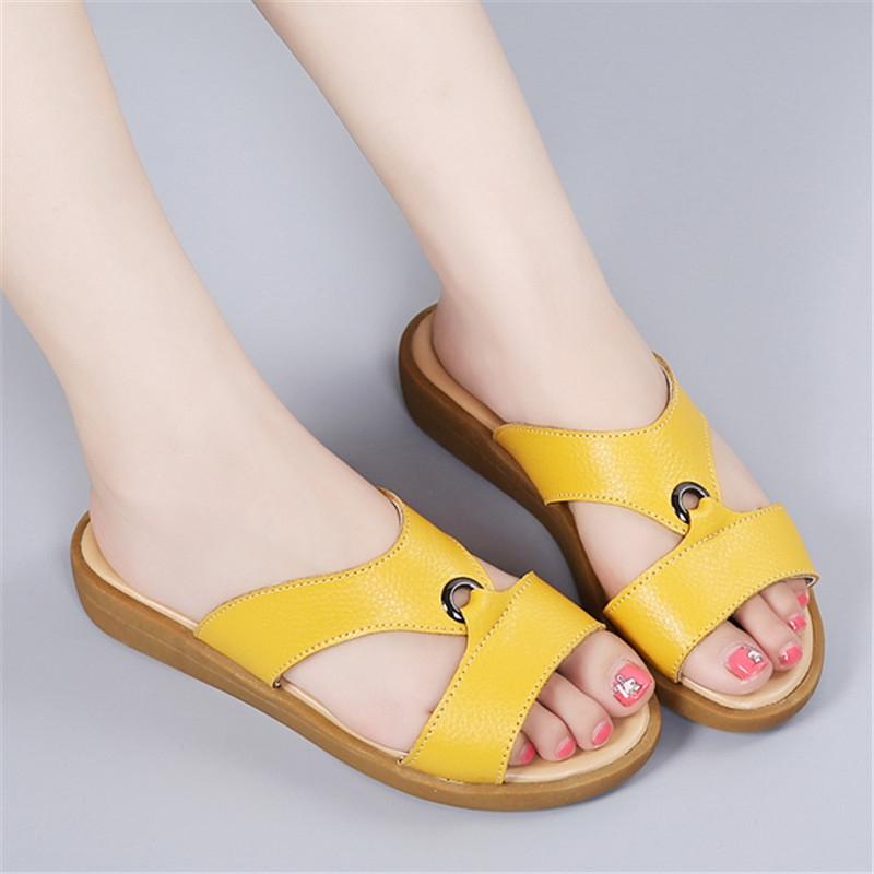 Giày dép đế mềm