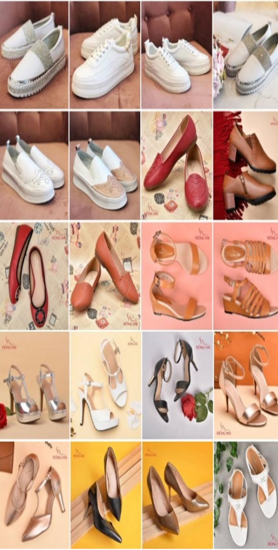Giày Đông Hải