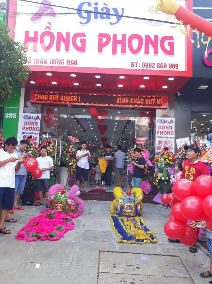 Cửa hàng Giày Hồng Phong