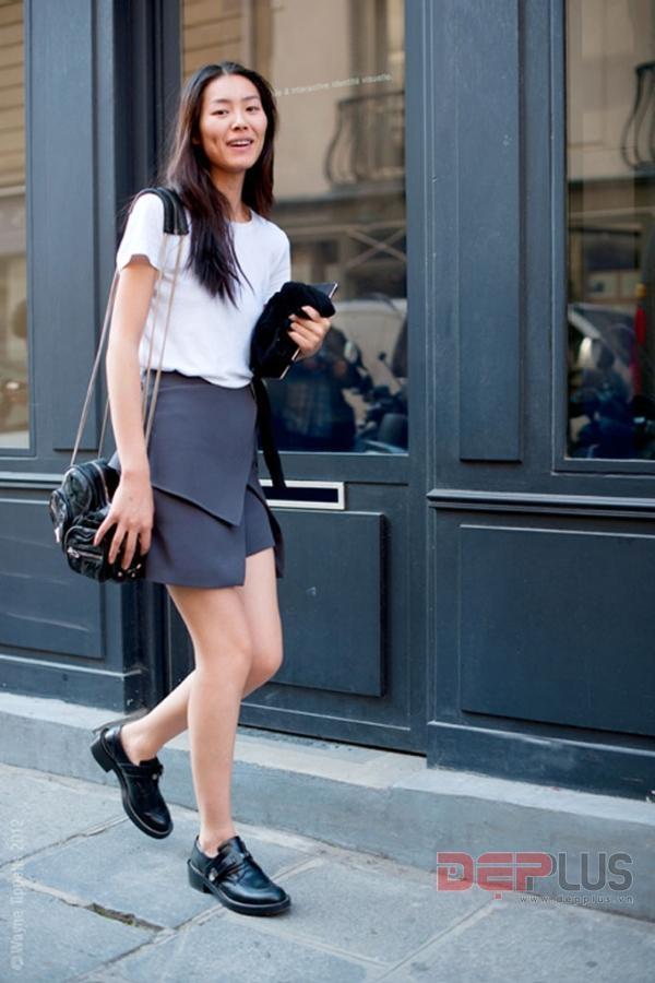 Màu đen và nâu là màu phổ biến của loại giày này.