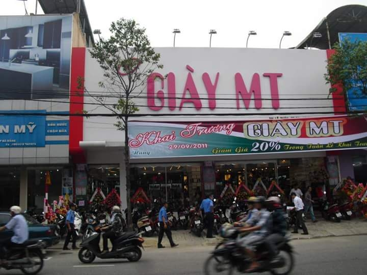 Shop Giày MT