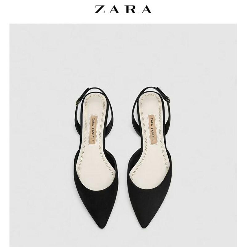 Giày mũi nhọn Zara