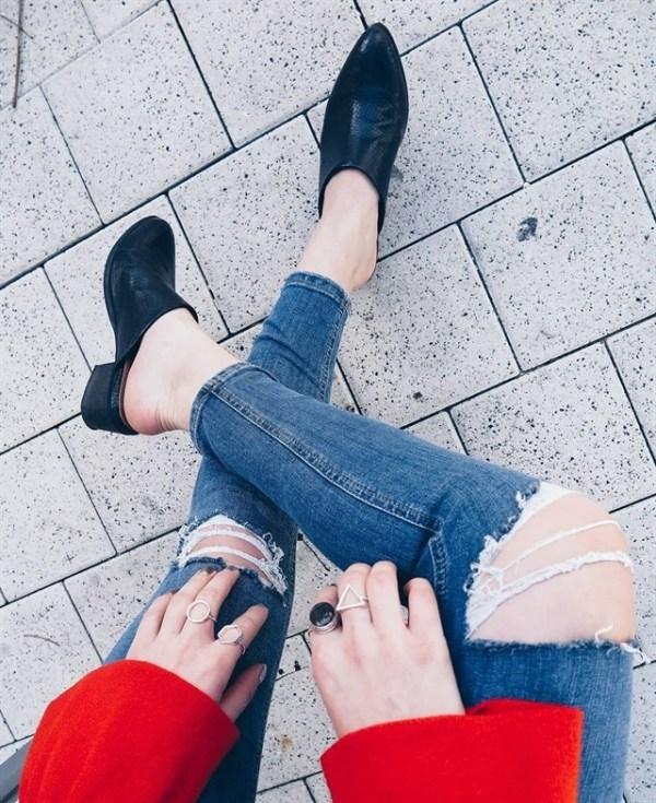 Dù bạn đi làm, đi chơi hay đi dự tiệc, dạo phố thì mẫu giày này cũng hoàn toàn là một lựa chọn tốt cho bạn.