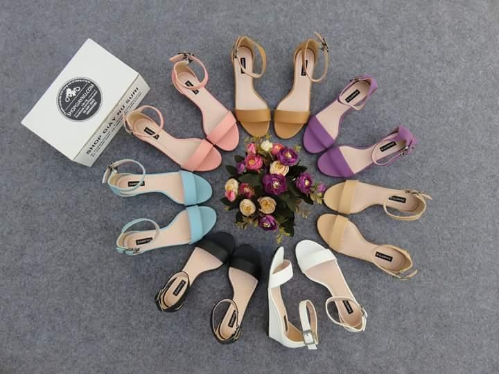 Giày nữ Suri nhiều màu sắc trẻ trung