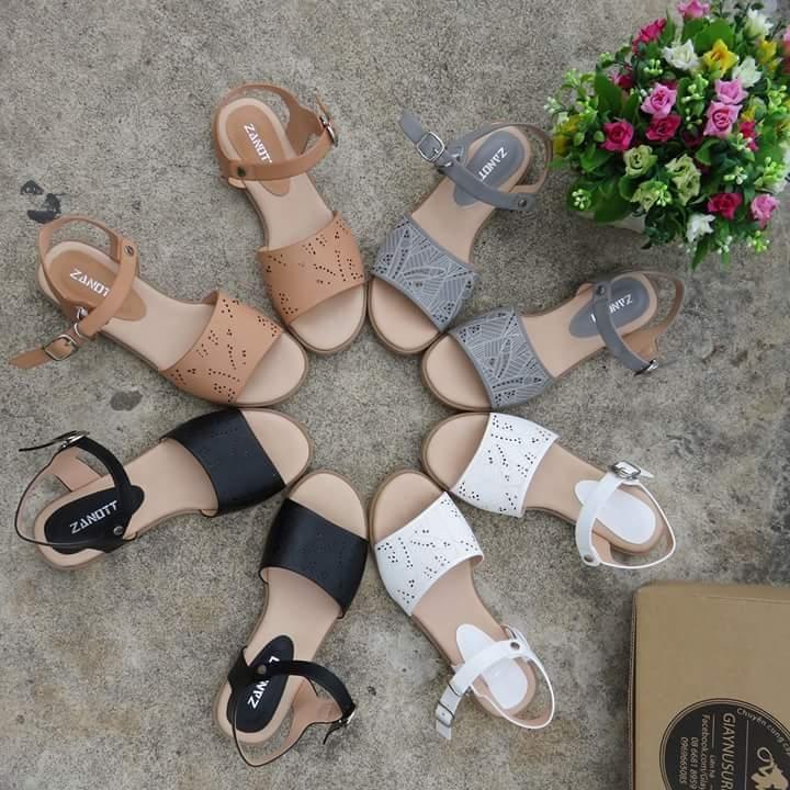 Đôi sandal cho mọi lứa tuổi
