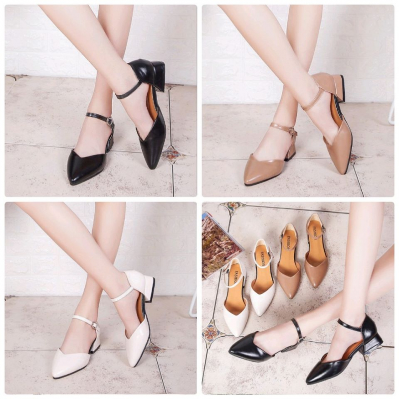 Giày nữ Ý Phương - Giày VNXK