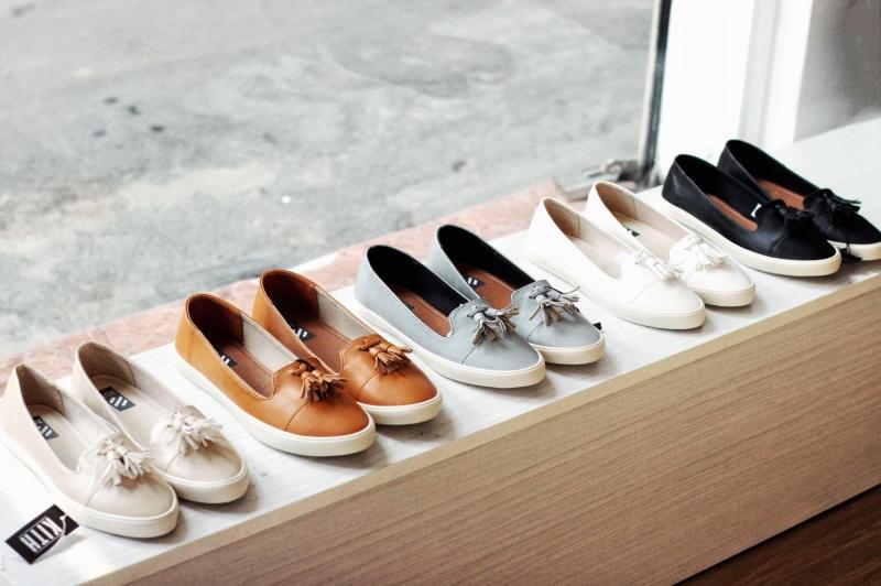 Mẫu giày tại shop được rất nhiều bạn nữ yêu thích