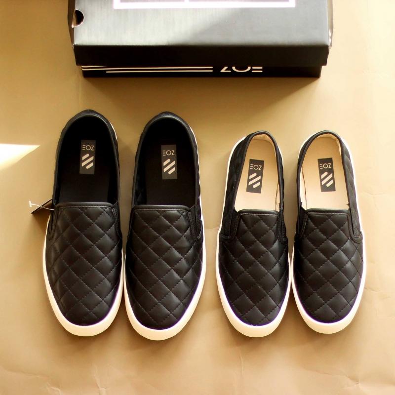 Mẫu giày dành cho cả nam lẫn nữ