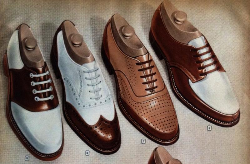 Giày tây kiểu Oxford