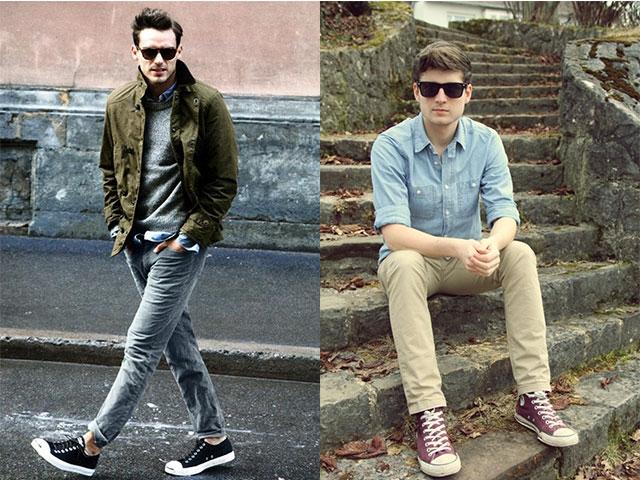 Trong số các loại thời trang cho nam thì hẳn giày thể thao chính là loại được đầu tư công phu và nhiều mẫu mã đa dạng nhất.