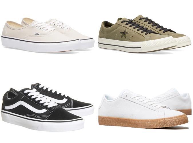 Giày trượt ván (Skate Shoes)