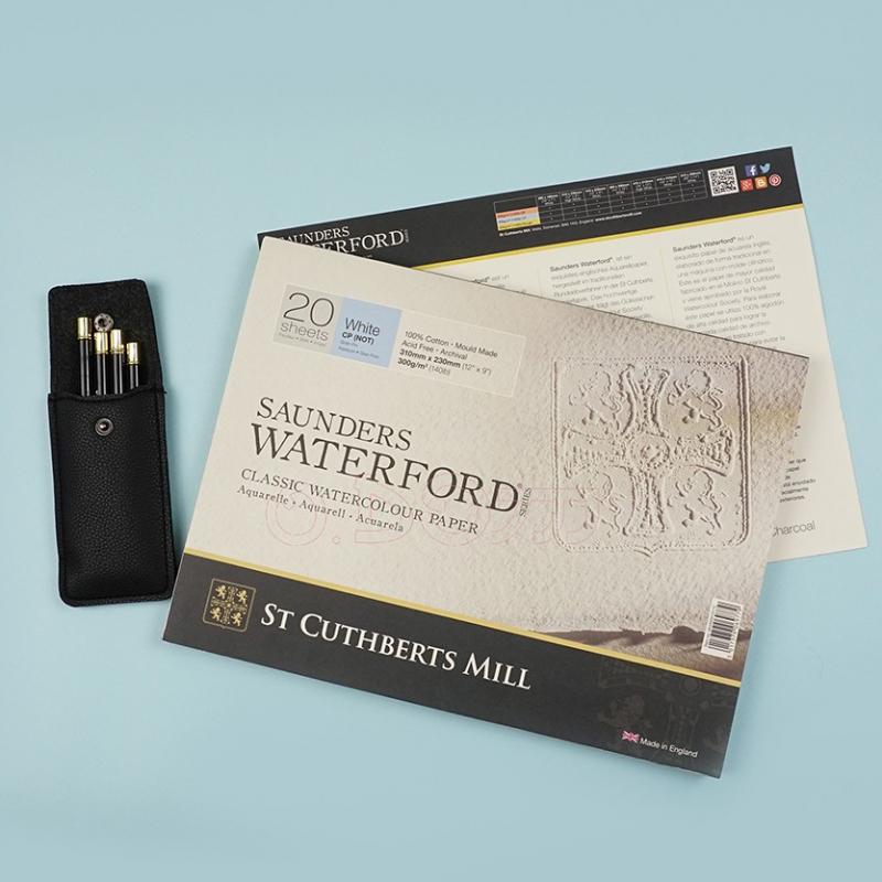 Giấy vẽ màu nước Saunders Waterford
