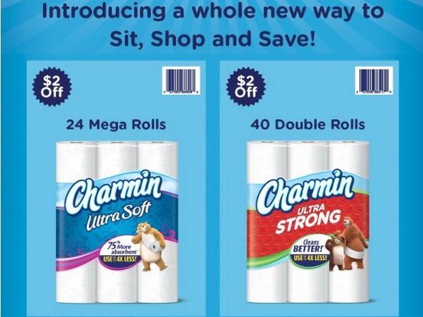Giấy vệ sinh Charmin
